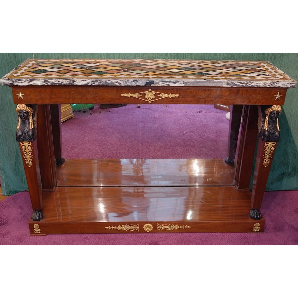 Console Italienne Style Empire